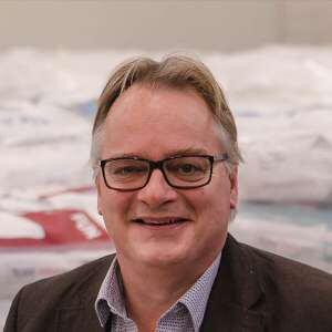 NORMI Mitarbeiter – Frank Eijkelenboom