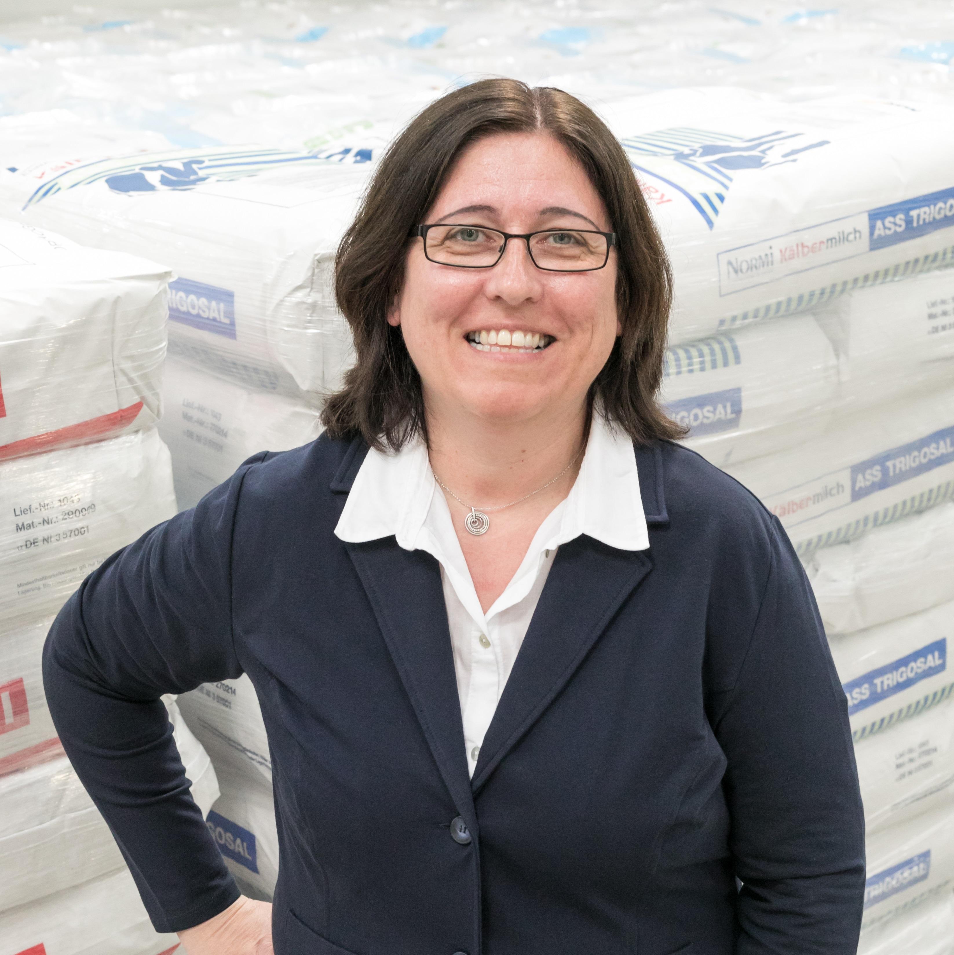 NORMI Mitarbeiterin – Melanie Brüggemann